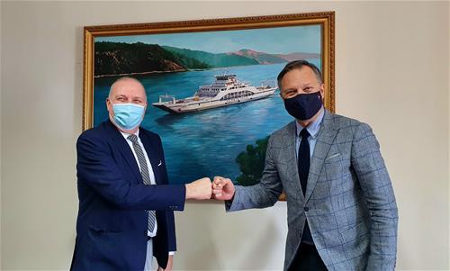 Barska plovodba i ove godine potpisala ugovor sa Jadrolinijom za liniju Bar - Bari
